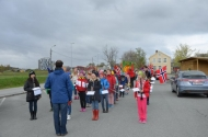 Juniorkorpset 13.05.15