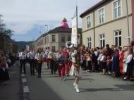 Storbandet i Borgertoget 2014