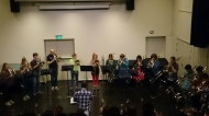 Trombonekonsert mars 2015