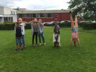 Reisebrev fra Regine og Borgar på Gult kurs